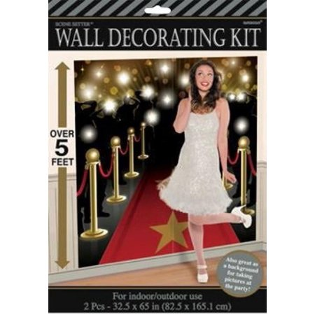 New Year Scene Setter (Hollywood Scene Setters Kit)