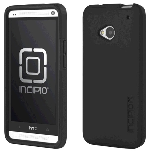 Incipio DualPro Hard Shell Case with Silicone Core for HTC One