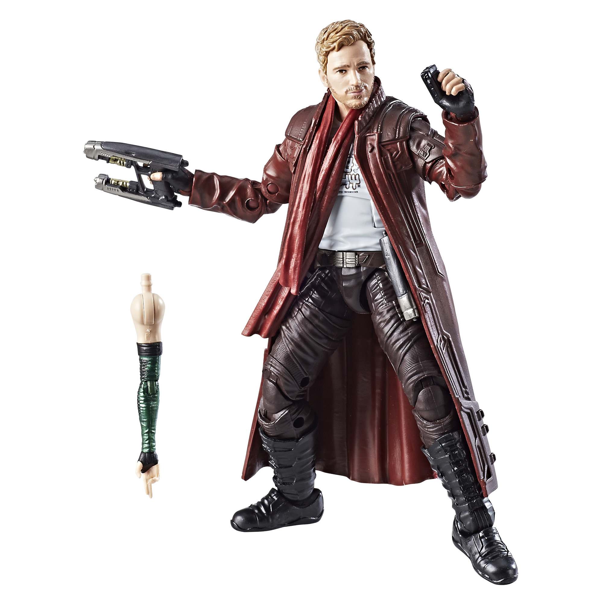Guardiand of the Galaxy 6 Inch Star Lord 2