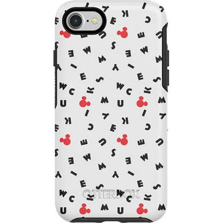 Otterbox Symmetry Series Disney Classics for iPhone 8 & iPhone 7, Disney Mickey Scramble