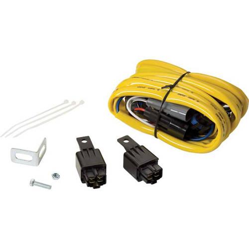Putco H4 100W Heavy-Duty Harness and Relay
