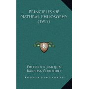 Principles of Natural Philosophy (1917)