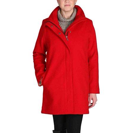 Pendleton Ladies' Water Resistant Wool Jacket (S, Red) (Pendleton Wool Jackets)
