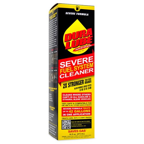 Dura Lube Severe Fuel System Cleaner, 16 oz