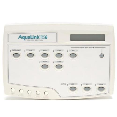 Zodiac 6888 RS6 All Button Combo Pool & Spa Indoor Wired Control Panel