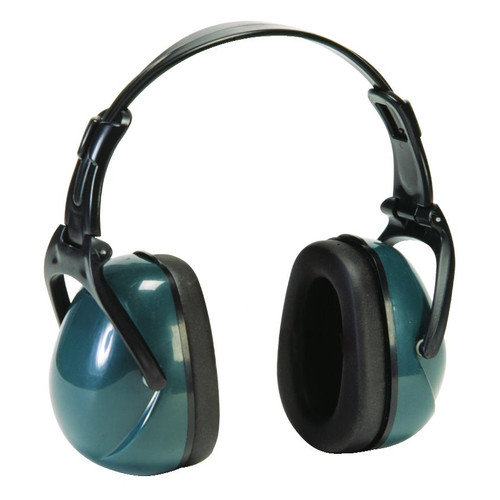Foldable Earmuffs Safety Works Hearing Protection 10033236 641817002353
