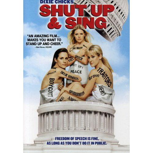 Dixie Chicks: Shut Up & Sing (Full Frame)