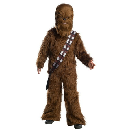 Rubies Costume Co. Deluxe Chewbacca Child Halloween Costume