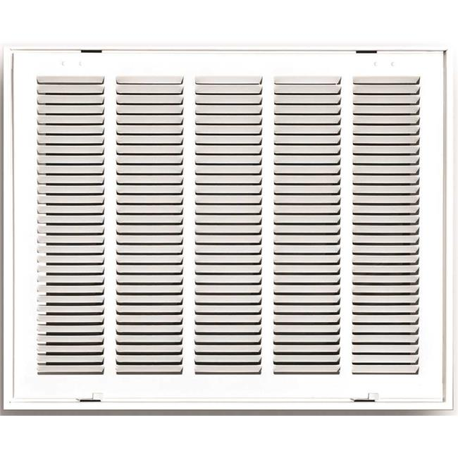 truaire 190 30x20 truaire stamped return air filter grille hinged 30 ...