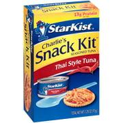STARKIST Gourmet Selects Snack Kit Thai Style Tuna, 3.28 oz, 12 Count