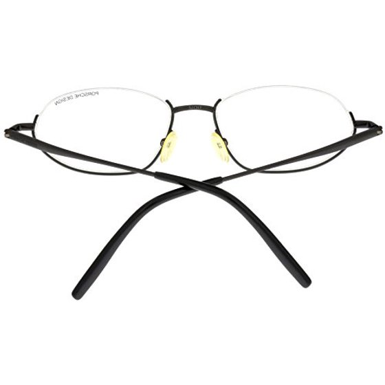 b8bdf02f60 Porsche Design Prescription Titanium Eyeglasses Frames Unisex P7009 C Semi- Rimless  Size  Lens  Bridge  Temple  52-17-135 - Walmart.com