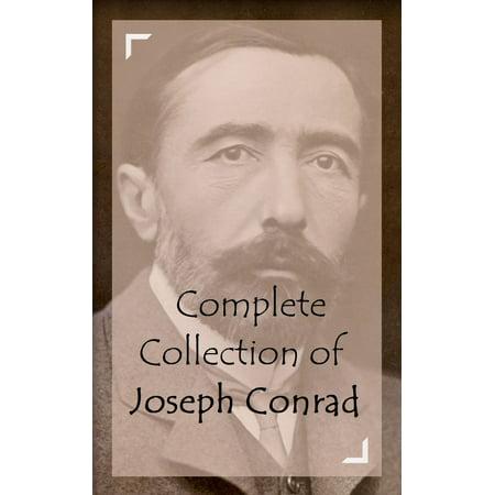 Joseph Abboud Collection - Complete Collection of Joseph Conrad - eBook