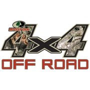Mossy Oak Graphics 13001-TS-S Treestand 7 x 3.75 4x4 Off-Road Style Decal Multi-Colored