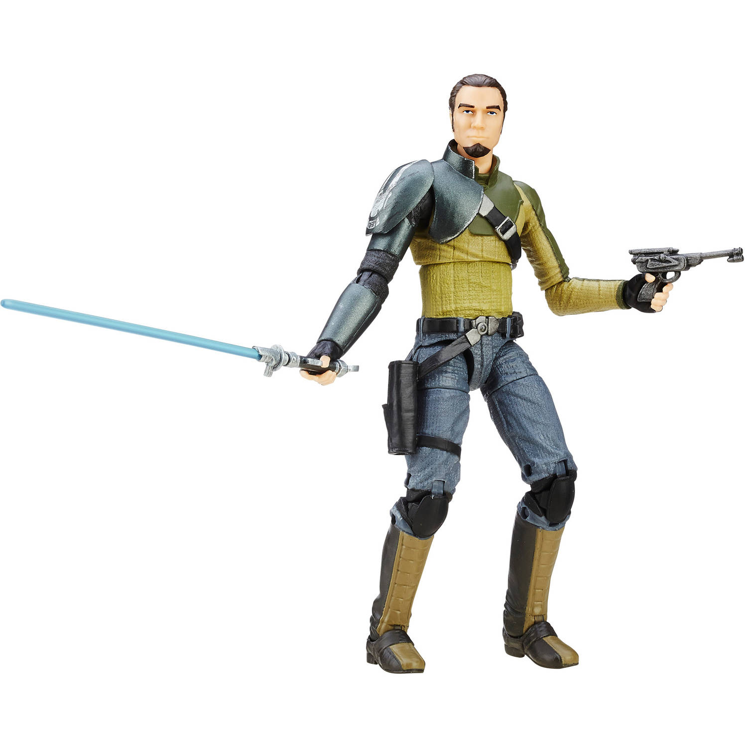 "Star Wars Rebels Black Series 6"" Kanan Jarrus"