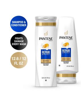 Pantene Pro-V Repair & Protect Shampoo and Conditioner Bundle