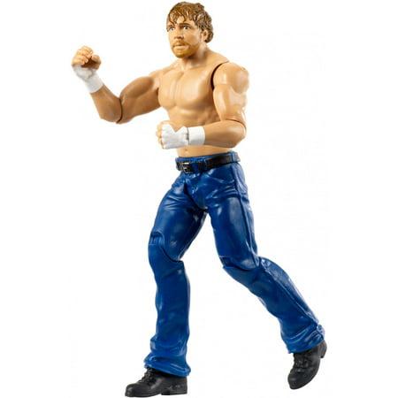 WWE Wrestlemania Dean Ambrose Action Figure - Wwe Halloween Dean Ambrose