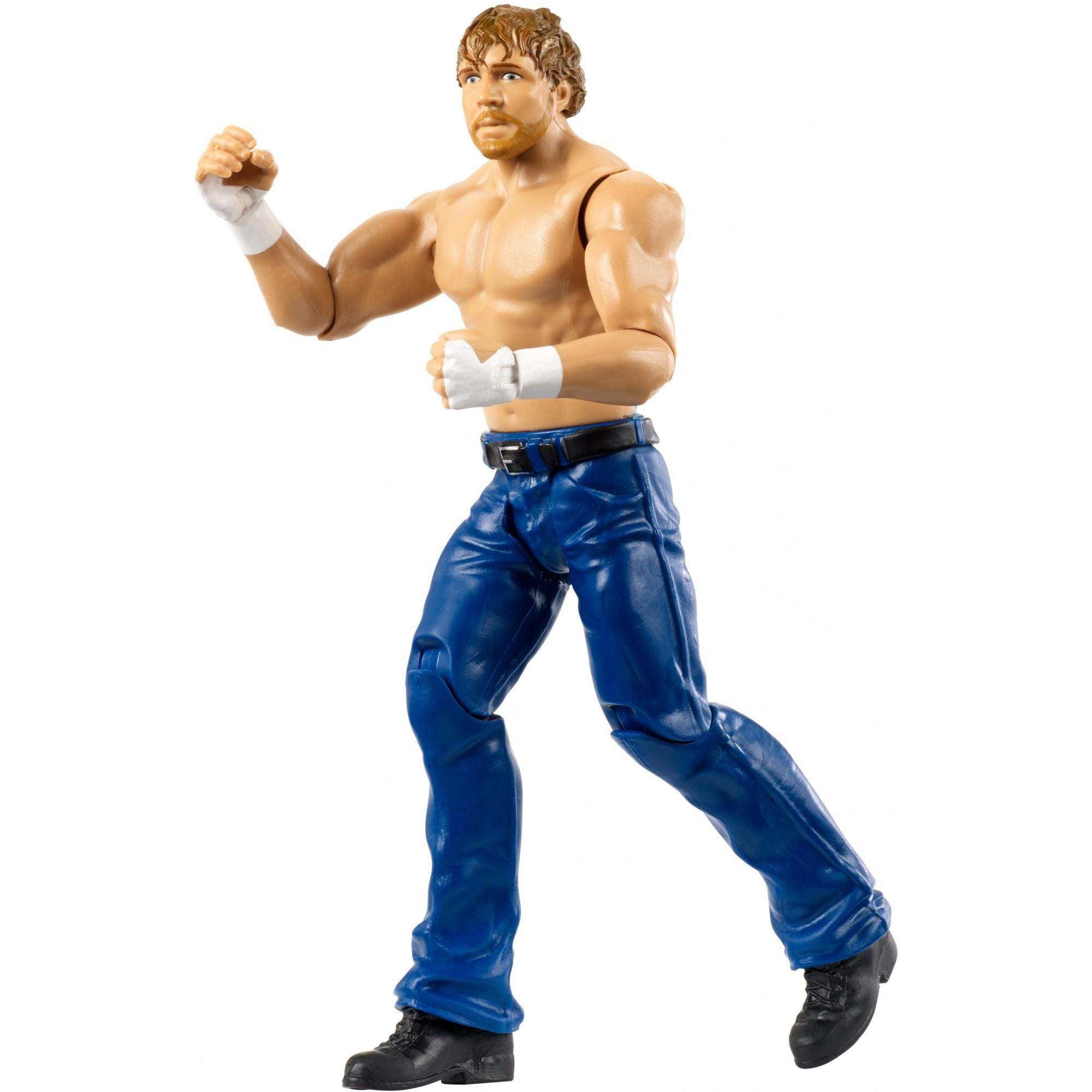 WWE Wrestlemania Dean Ambrose Action Figure