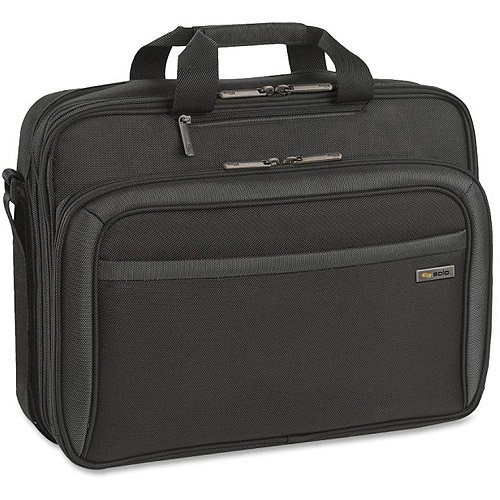 "Solo Sterling 17"" CheckFast Briefcase"