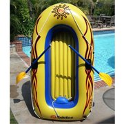 Solstice 29251 2 Person Sunskiff Inflatable Boat Kit