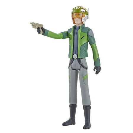 Star Wars Star Wars: Resistance Animated Series Kaz Xiono (Star Wars Animated Maquettes)