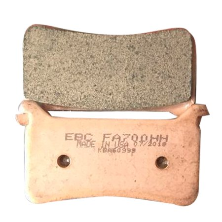 EBC  Double-H Superbike Brake Pad Sintered metal - Front Brake# FA700HH   (Axxis Metal Master Brake Pad)