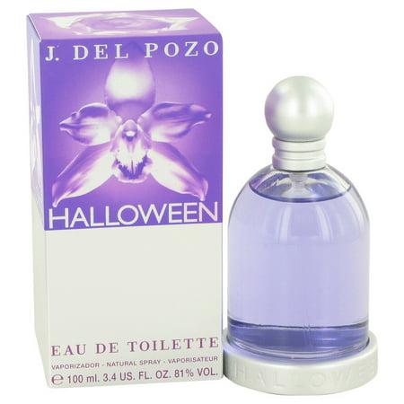 Jesus Del Pozo Halloween, Eau De Toilette, Body Spray for Women, 3.4 oz