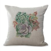 "Decorative Throw Pillow Case Cushion Cover 18""x18"" Square Zipper Waist Pillowcase Pillow Protector Slip Cases Sham for Couch Sofa"