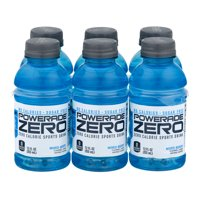 Powerade Zero Mixed Berry Sports Drink, 12 Fl. Oz., 6 Count