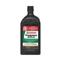 Castrol TRANSMAX ATF +4 Automatic Transmission Fluid, 1 Quart