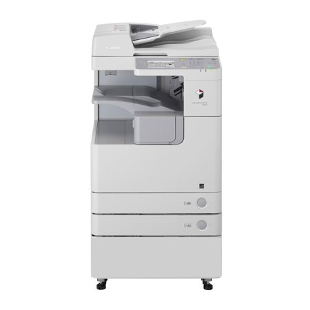 Refurbished Canon ImageRunner 2525 A3 Monochrome Laser Multifunction Printer - 25ppm, Print, Copy, Color Scan, Auto Duplex, Network, A3/A4/A5 Media Sizes, 2 Trays, (Best A3 All In One Printer 2019)