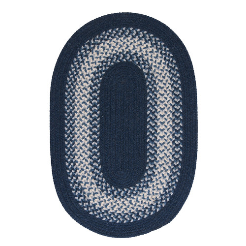 Colonial Mills North Ridge Navy Area Rug
