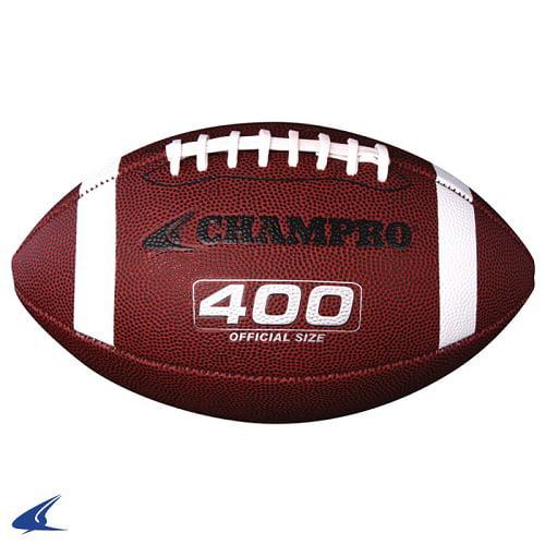 """CHAMPRO """"400"""" Composite Cover Football Intermediate"""