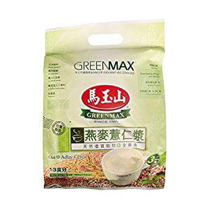 One Free NineChef Spoon + Greenmax - Oats & Pearl Barley Cereal (2 Bag)