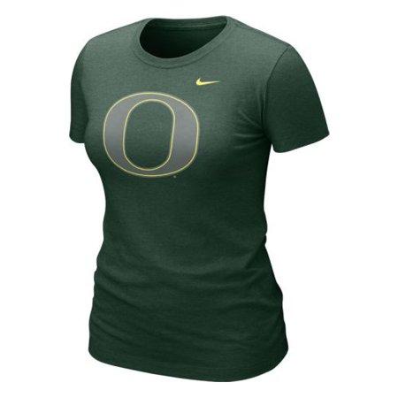 Nike Oregon Ducks Womens Graphic Blended T Shirt