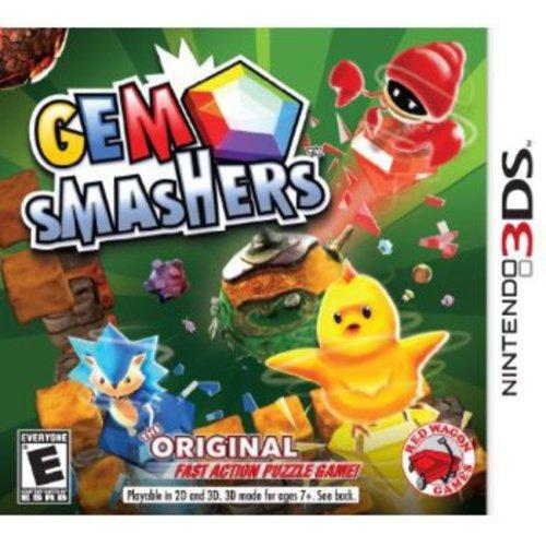 Gem Smashers (Nintendo 3DS)