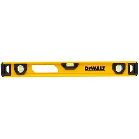 Dewalt Adjustable Level (DEWALT DWHT42151 Premium 24 inch I-Beam)
