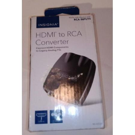 Insignia HDMI to RCA converter