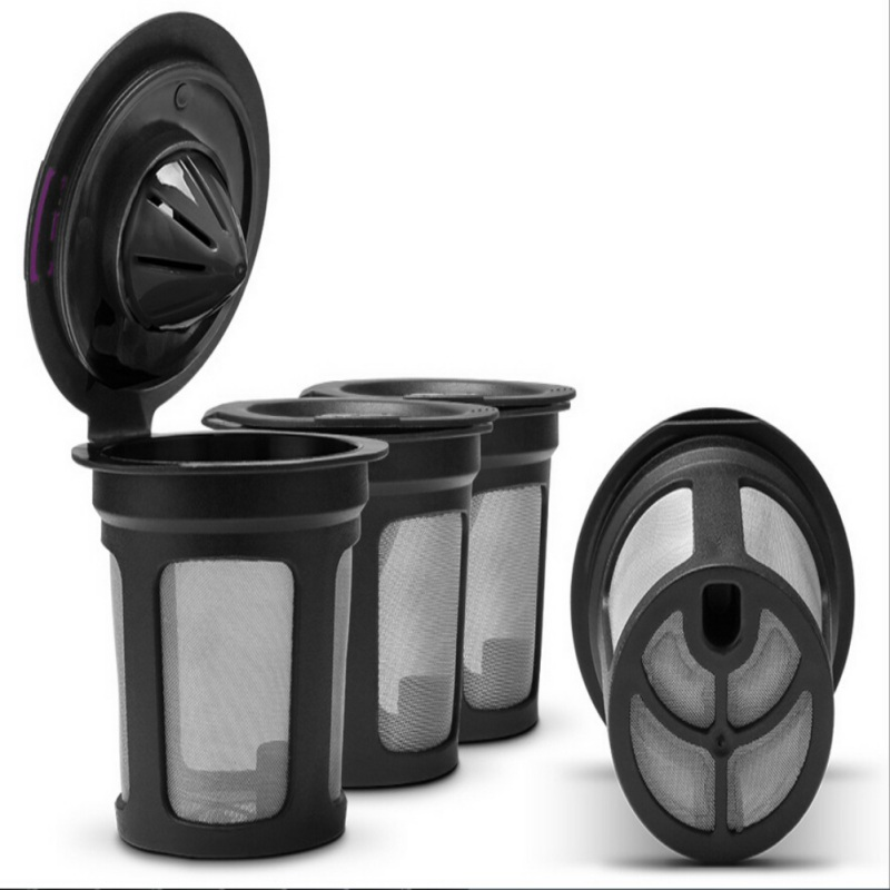 For Keurig K-Cups Keurig 2.0/&1.0 Refillable Reusable K-cup Coffee Filters NEW US