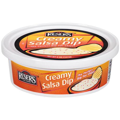 Reser's Fine Foods Creamy Salsa Dip, 8 oz