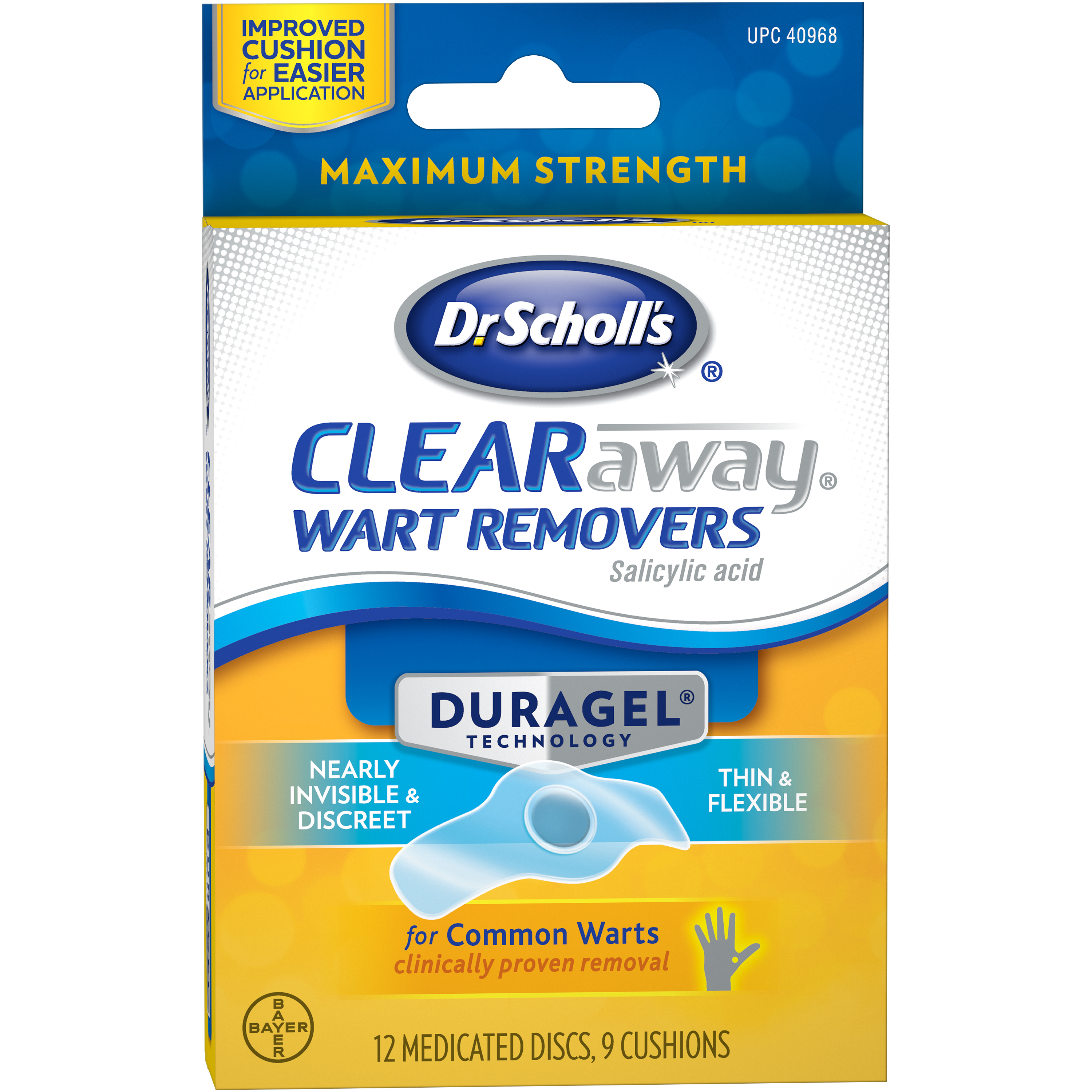 Dr Scholl s Duragel Maximum Strength Clearaway Wart Remover 889a40aaa68