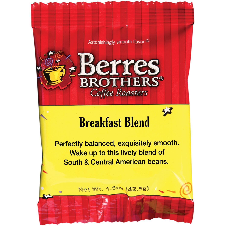 Berres Brothers Coffee Roasters Breakfast Blend Coffee, 1.5 oz
