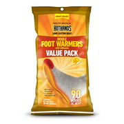 HotHands 9 Hour Adhesive Foot Warmers | 5 Pair Per Pack