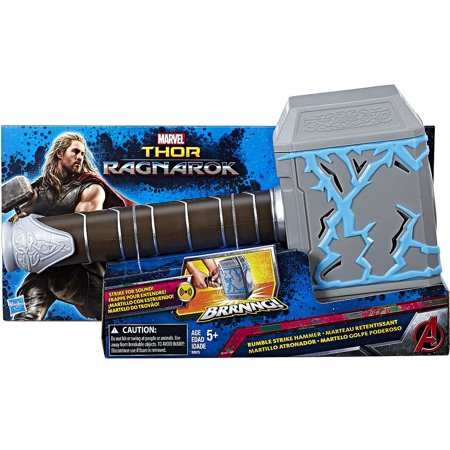 Thor Hammer Replica (Marvel Thor Ragnarok Rumble Strike)