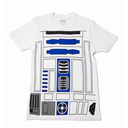 Star Wars R2-D2 Costume R2D2 Adult T-Shirt