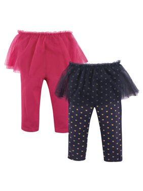 5f2d457af Product Image Newborn Baby Girls' Tutu Leggings 2-Pack