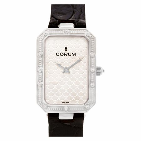 Pre-Owned Corum Corum 24 706 5 Gold Women Watch (Certified Authentic & Warranty)