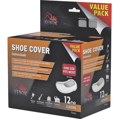Medline Shoe Cover (SHOE COVER 12 PAIR Medline Home First Aid/Medical Aids VEN28200)