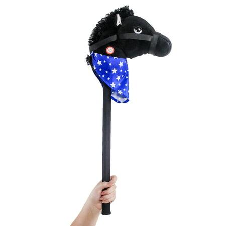 Black Lab Plush (Ponyland Giddy-Up 28