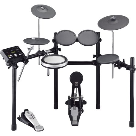 yamaha dtx522k dtx502 series 5-piece electronic drum kit set w/3 cymbal - Yamaha Electronic Drum