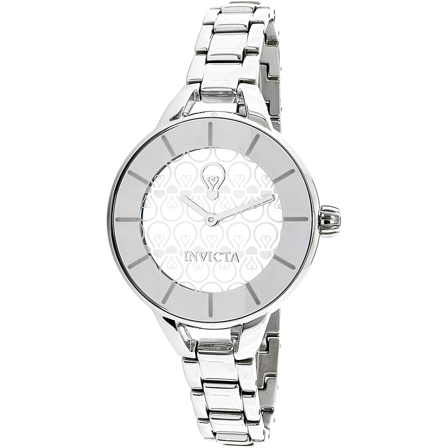 Invicta Women's Gabrielle Union 22910 Silver Stainless-St...